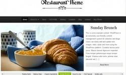 Restaurant Wordpress Theme - Delicious Restaruant