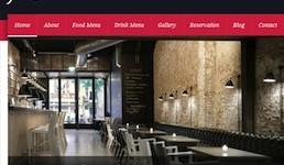 Restaurant Wordpress Theme - Gusteau