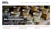 Responsive Restaurant Wordpress Theme - BBQ