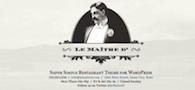 Responsive Restaurant Wordpress Theme - Le Maitre D