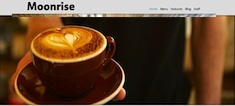 Responsive Restaurant Wordpress Theme - Moonrise