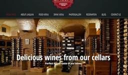 Responsive Restaurant Wordpress Theme - Linguine
