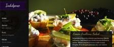 Responsive Restaurant Wordpress Theme - Indulgence