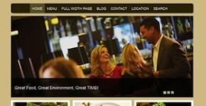 Restaurant Wordpress Theme - Restaurant