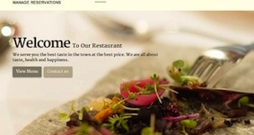 Responsive Restaurant Wordpress Theme - Restaurante